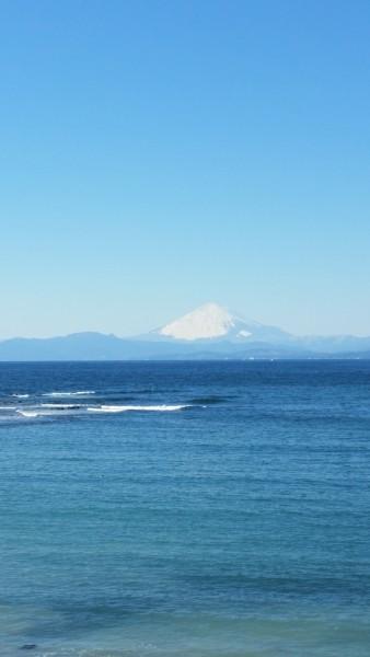 長者ヶ先海岸20160125